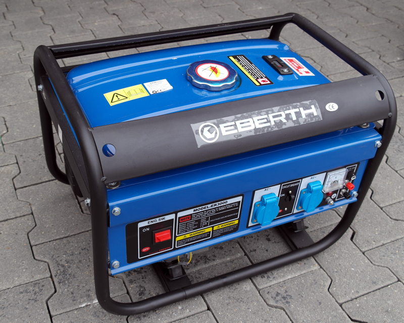 Generator-Verleih